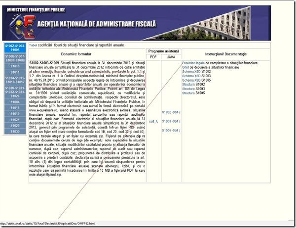 ANAF-bilant-link